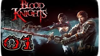 Blood Knights - Playthrough / Walkthrough - Part #01