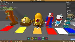 Come back Cuphead in ROBLOX!!