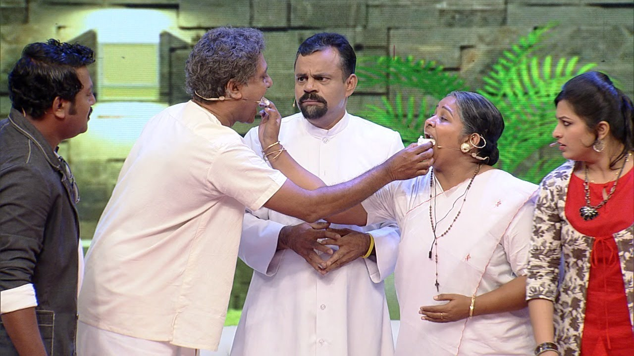 Thakarppan Comedy l Marriage after long 40 years Love   ! l Mazhavil  Manorama