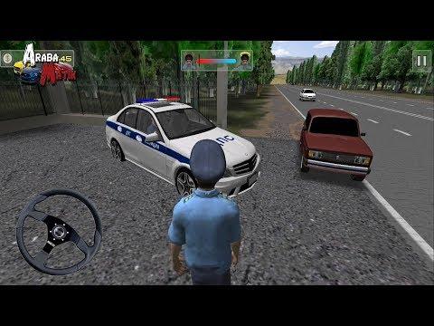 Trafik Polisi Yol Kontrol Oyunu // Trafic Cop Simulator 3D - Polis Oyunları Android Gameplay FHD