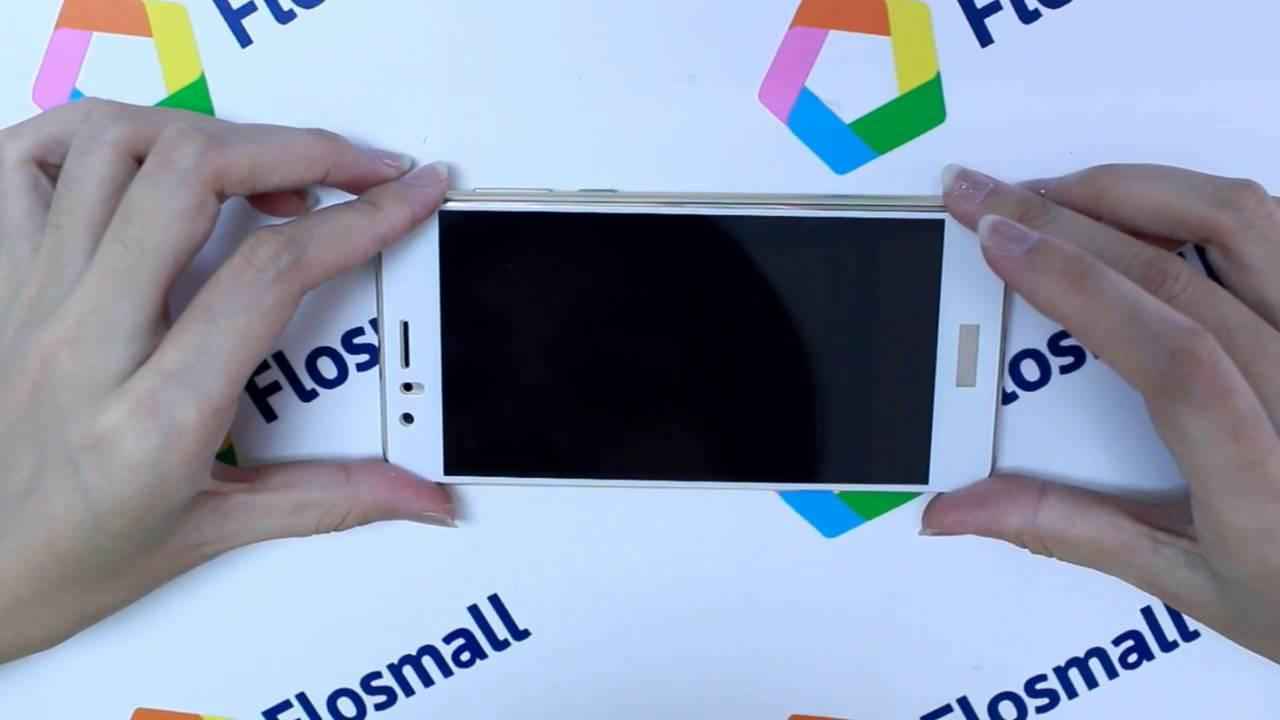 Huawei P8 Lite - Как разобрать ? (🔧замена дисплейного модуля .