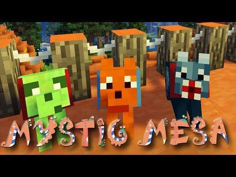 Wolf Homes + New Pegasus!  | Mystic Mesa Modded Minecraft