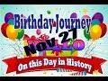 Birthday Journey Nov 27 New