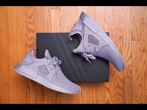 JORD Watches Giveaway!    Adidas NMD XR1 Triple Gray Review And On Feet