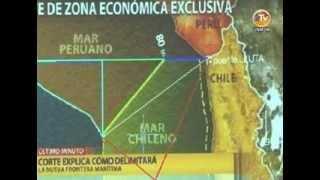 Expertos sanmarquinos explican cuál será la Nueva Delimitación Marítima entre Perú y Chile