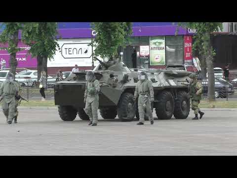 В Нальчике состоялось торжественное открытие Международного военно-технического форума «Армия-2019».