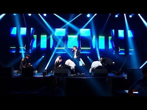 B.A.P Europe Tour 2018 [Düsseldorf] - Wake Me Up