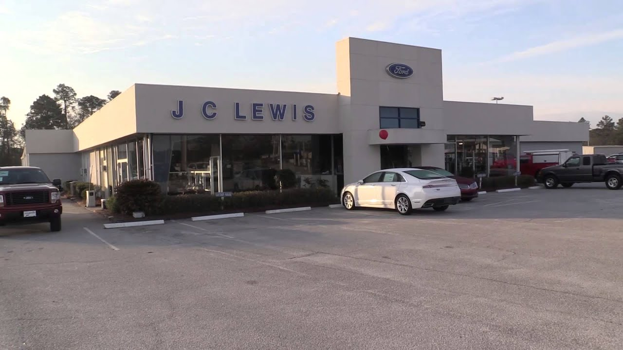 Jc Lewis Ford >> J C Lewis Ford Grand Opening In Statesboro Is This Afternoon Youtube