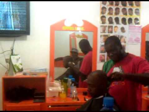 upper levels barbershop. new amsterdam guyana. producer zj antsman.