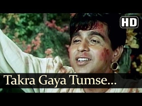 Takra Gaya Tumse Dil HD  Aan 1952 Sgs  Dilip Kumar  Nadira  Mohd Rafi