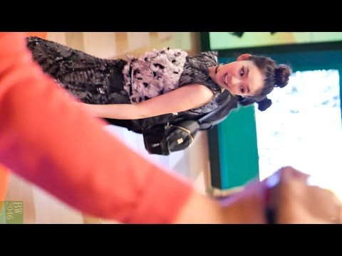 林允 Jelly Lin - 粉絲區紅地氈 @ 香港電影金像獎頒獎典禮