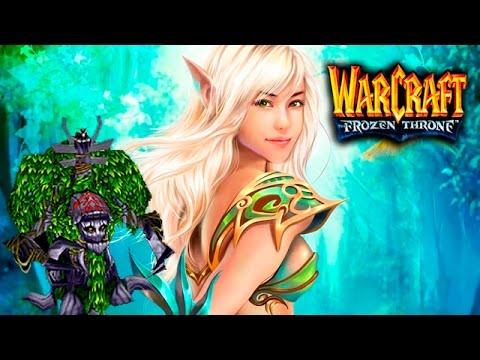 Комментируем игру профессионалов Warcraft 3