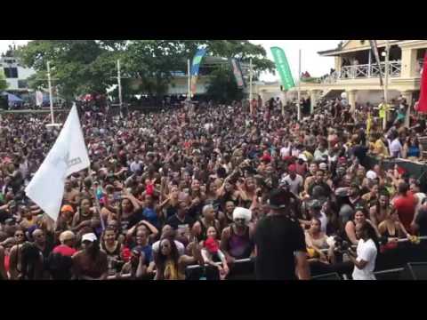 Ravi B  Budget @ iUp (Carnival 2017 Live)