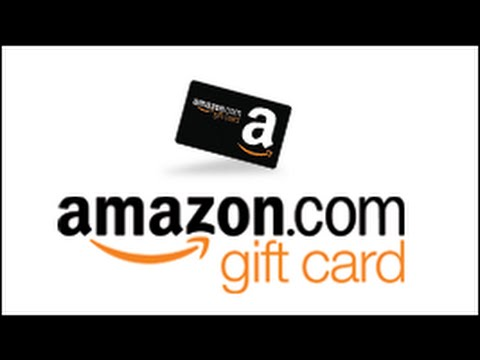 How To Redeem A Amazon Gift Card