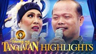 Vice creates his own hilarious lyrics of 'Huwag Ka Lang Mawawala' | Tawag ng Tanghalan