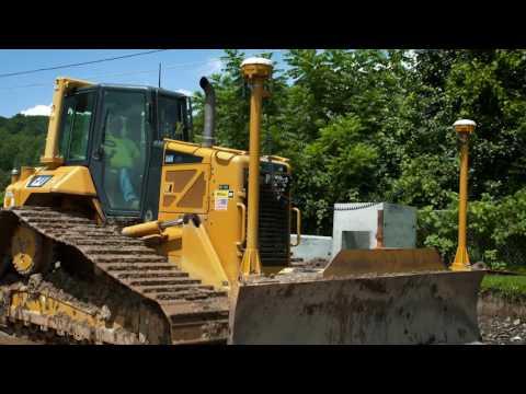 Gorick Construction Co Inc Trimble Gps Sitech