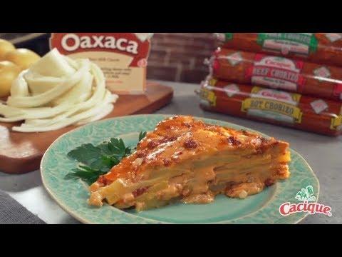 how to make au gratin potatoes youtube