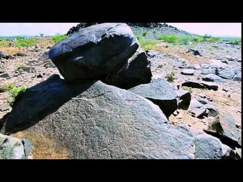 The Mystery of Namoratunga Rock Art [Turkana County, Kenya]