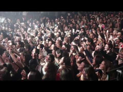 AMIR - Au Coeur De Moi Tour. Concert Cigale 17 Novembre 2016