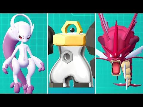 Pokémon Let's Go Pikachu & Eevee - Full Pokédex Complete
