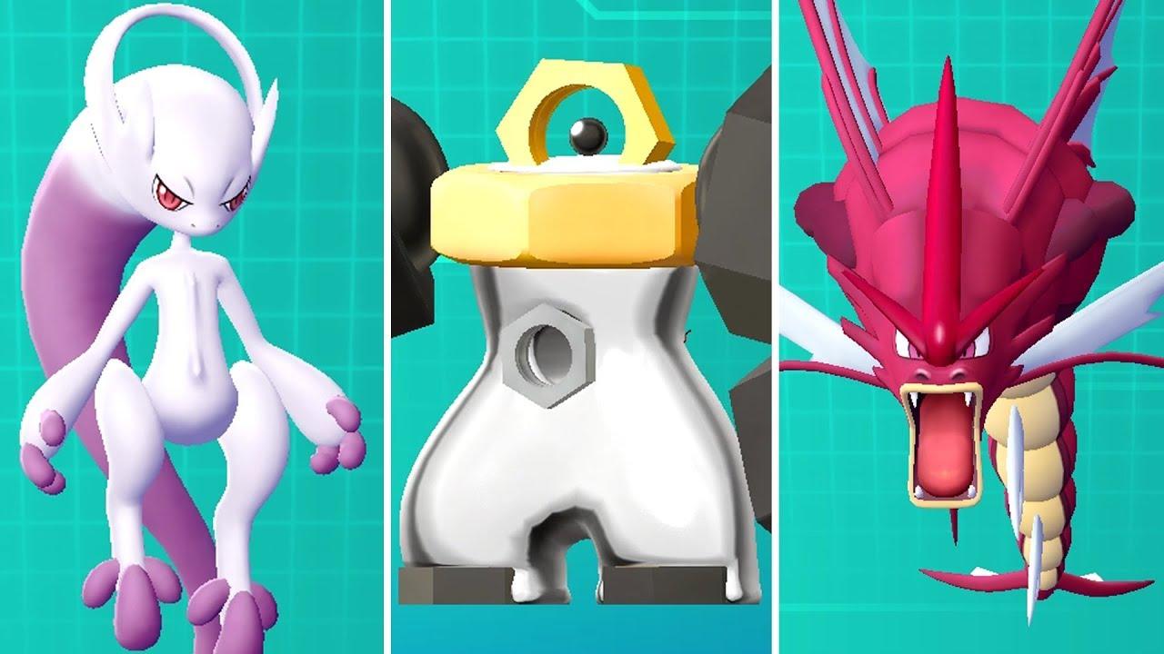 Pokemon All Alola Forms