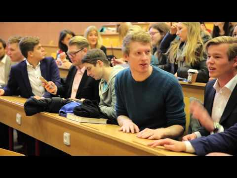Hotel, Event and Business students on a study trip to Prague