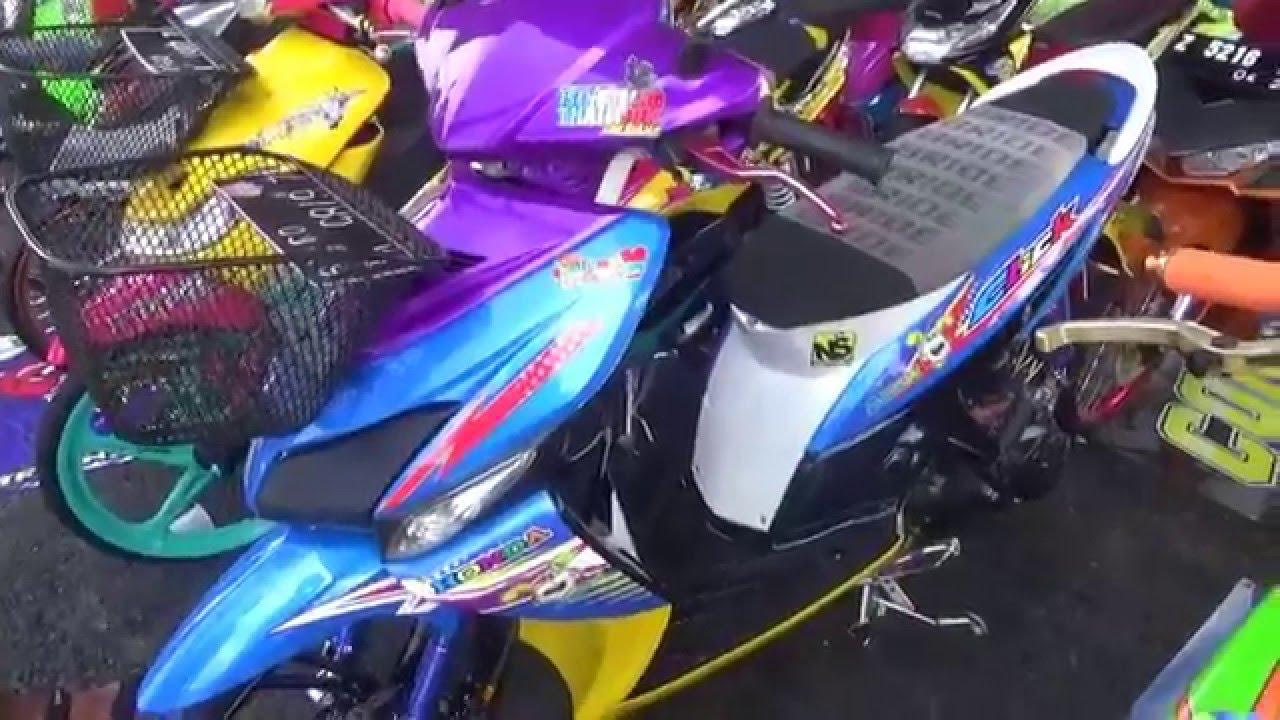 Modifikasi Street Racing Vario 110 Galeri Motor Vario