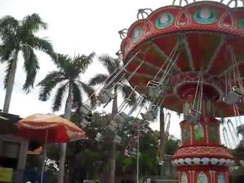 Du lịch Đầm Sen - Vòng xoay thần tốc - HuynhPhuong