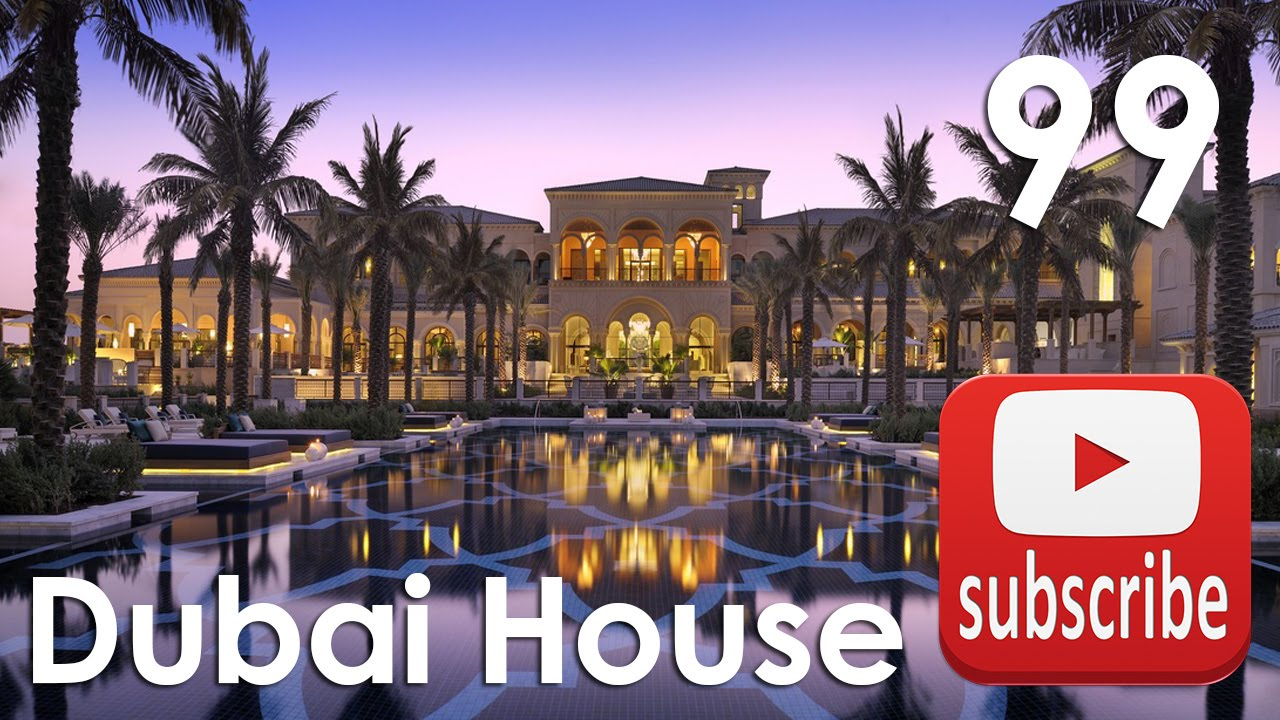 Most Expensive House In Dubai | Luxury House Plans | Find a House ...
