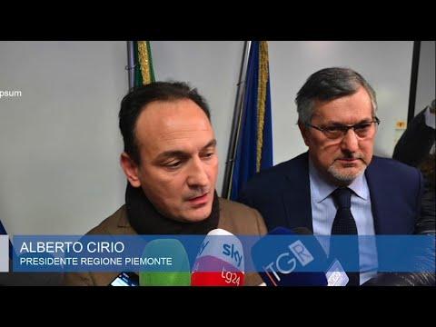 Coronavirus, Cirio: 'Sei casi accertati in Piemonte a Torino e nel cuneese'