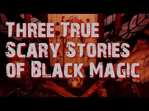 Three True Scary Stories Of Black Magic collab with 4th Stories