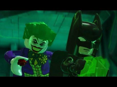 Lego batman 2 dc super heroes walkthrough part 6 destination.