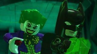 LEGO Batman 2: DC Super Heroes Walkthrough - Chapter 6 - The Juggernaut