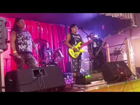 Inconciencia Humana en el salon holland hall  Quens New York 8/10/2017