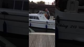 For sale Viking 215 boat