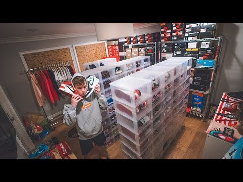Meeting The Youngest & Biggest Sneaker Reseller of Los Angeles