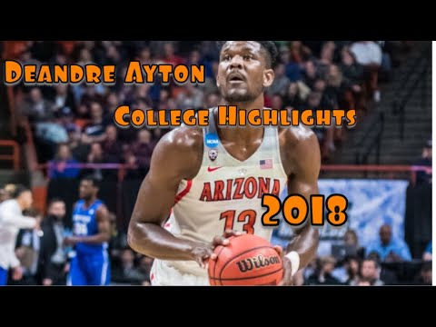 "Deandre Ayton Highlights ||""Lucid Dreams""