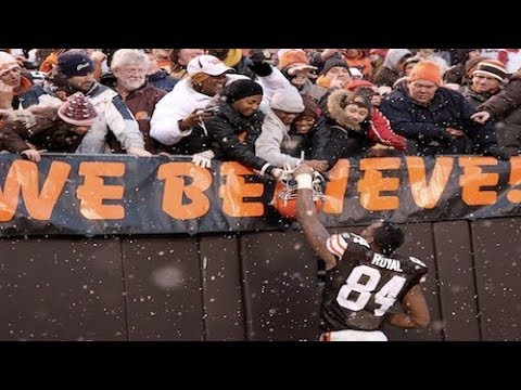 Every Cleveland Browns Win Since 2011