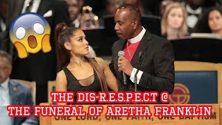 Baixar The Dis-RESPECT at the Homegoing of Aretha Franklin