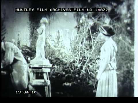 Swashbuckling adventure film, 1920's -- Film 14877