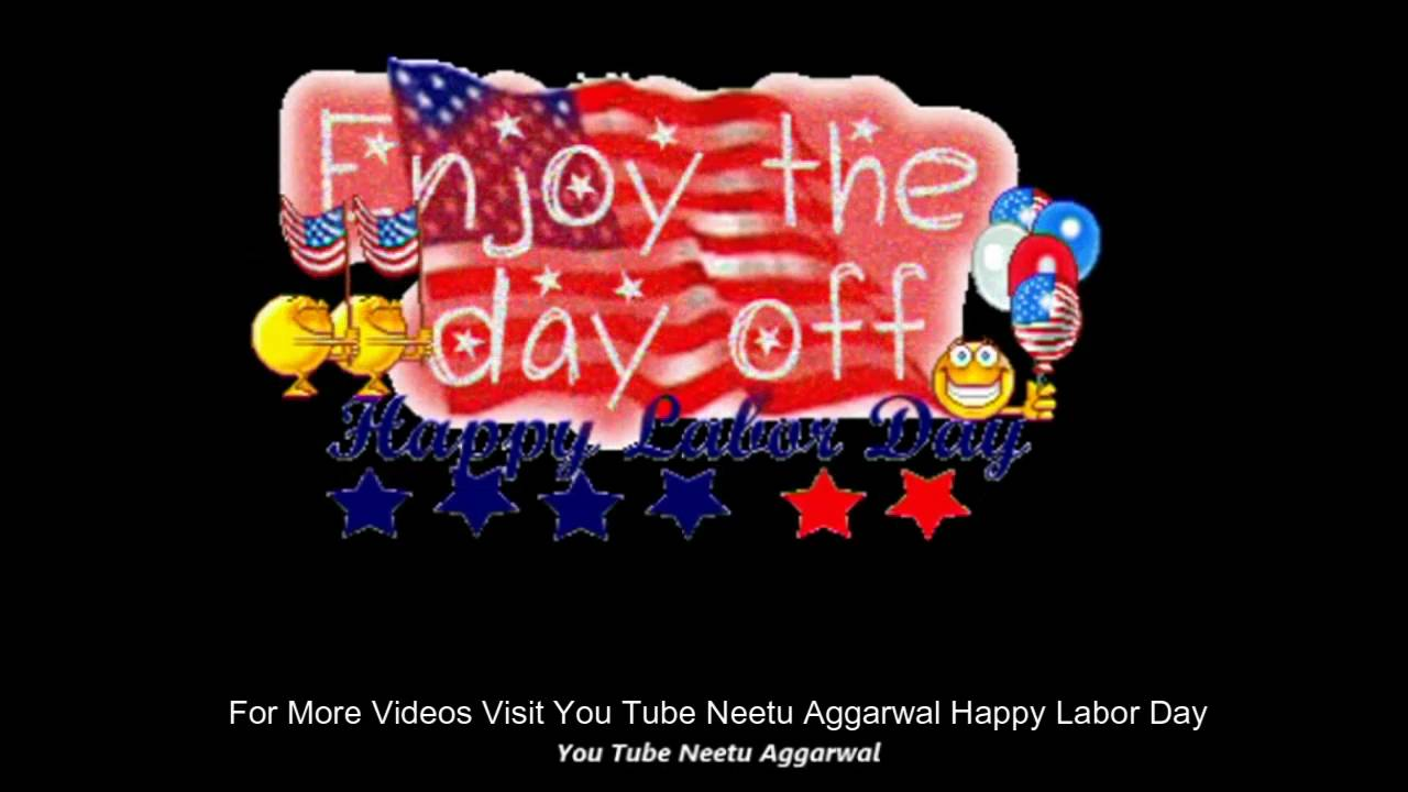 Happy Labor Day Wishesgreetingsblessingsprayersquotessmse Card