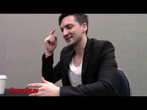 WonderCon 2018:  with Richard Harmon from The 100