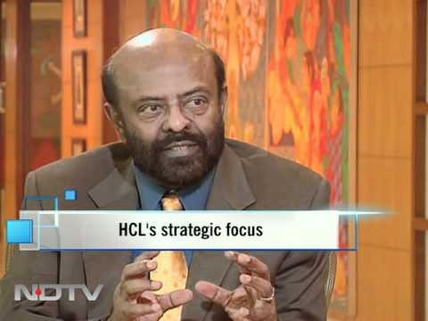 Long-term plans the secret: HCL