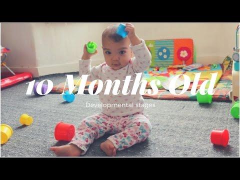 10 months old Milestones