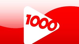Сколько можно заработать на youtube с 1000 просмотров
