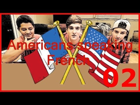 L31 - Vlog USA 02: Americans speaking French!