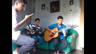 cover lagu akustik Hunter X Hunter (indonesia version)