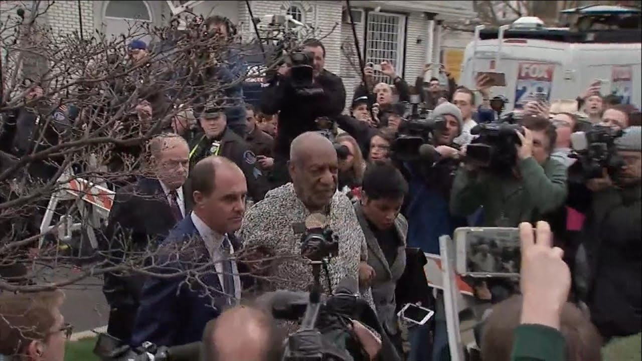 bill cosby arraigned on sex assault charge in Killeen