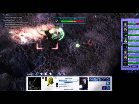 GamePlay of a Selfish Engineer Player in NOTD Starcraft2
