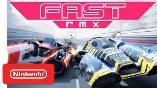 fast rmx nintendo switch trailer